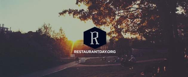 Restaurant Day v Kreslírně
