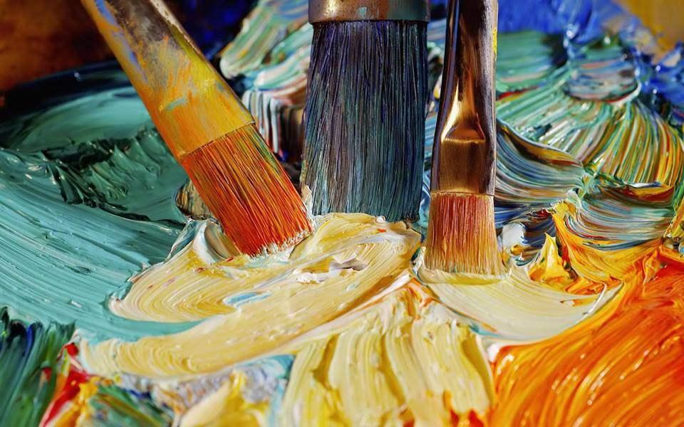 Letní kurz malby pro dospělé